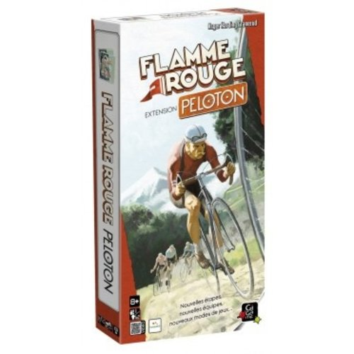 Stronghold Games FLAMME ROUGE: PELATON