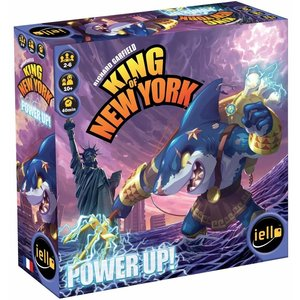 Iello KING OF NEW YORK: POWER UP