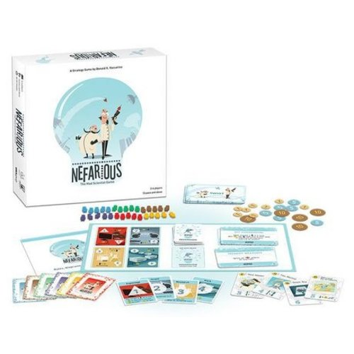 The Op | usaopoly NEFARIOUS