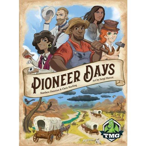 Tasty Minstrel PIONEER DAYS