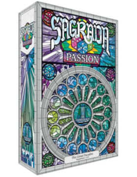 Floodgate Games SAGRADA: PASSION EXPANSION