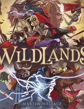 Osprey Publishing WILDLANDS: FOUR PLAYER STARTER