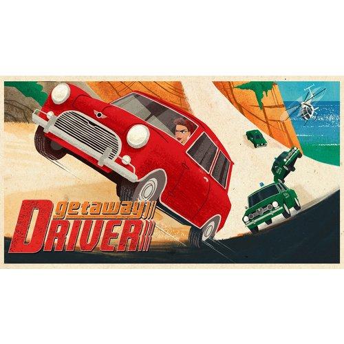 FOWERS GAMES GETAWAY DRIVER