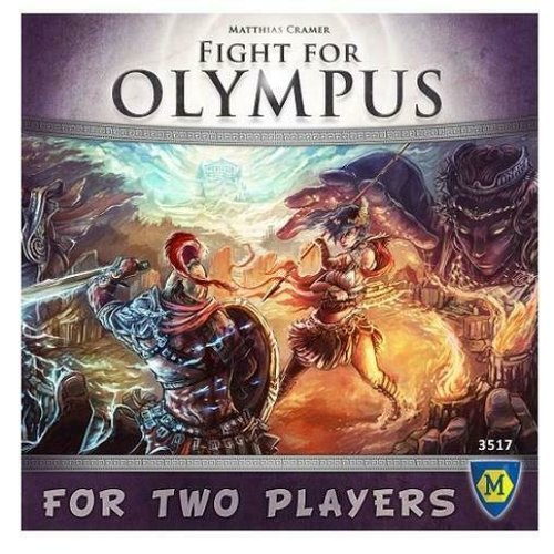 Lookout Games FIGHT FOR OLYMPUS