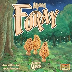 Two Lanterns Games MORELS FORAY