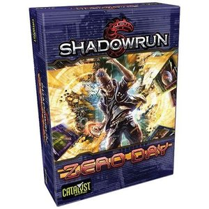 Cryptozoic Entertainment SHADOWRUN ZERO DAY