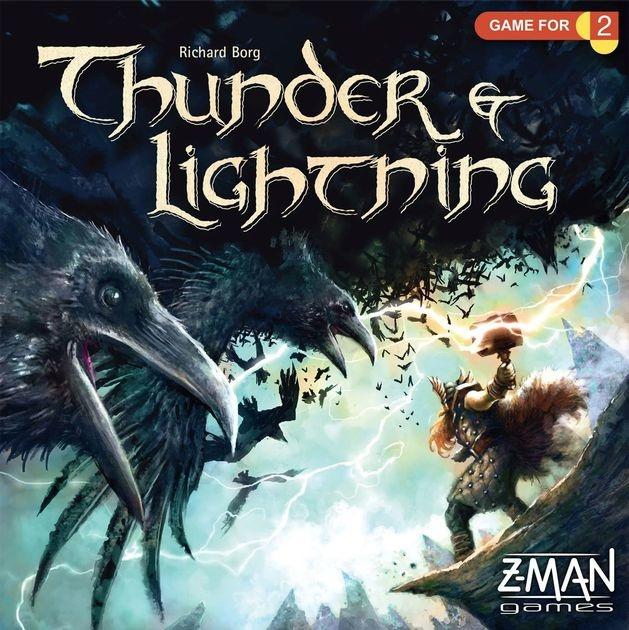 Z-Man Games THUNDER AND LIGHTNING
