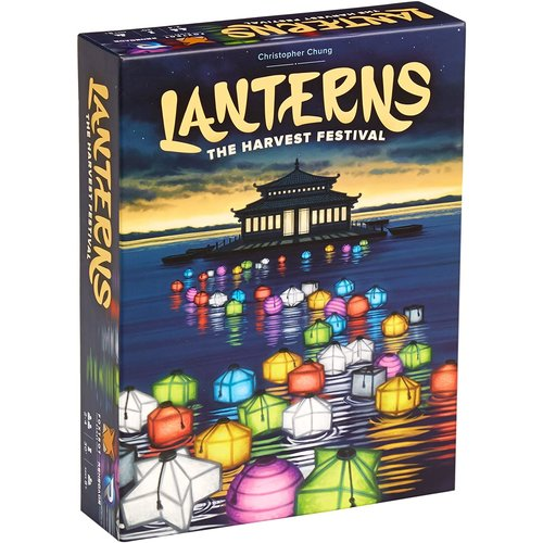 Renegade Games Studios LANTERNS THE HARVEST FESTIVAL