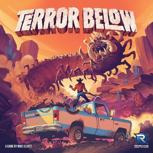 Renegade Games Studios TERROR BELOW