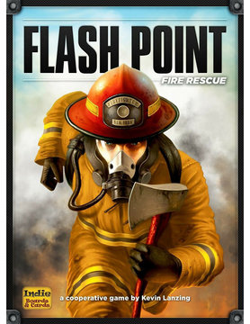 Indie Boards & Cards FLASH POINT FIRE RESCUE 2nd ED