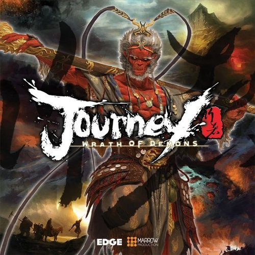 Asmodee JOURNEY: WRATH OF DEMONS