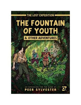 Osprey Publishing LOST EXPEDITION FOUNTAIN YOUTH