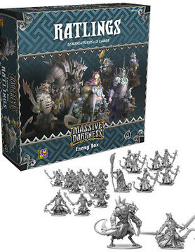 CMON MASSIVE DARKNESS: RATLINGS