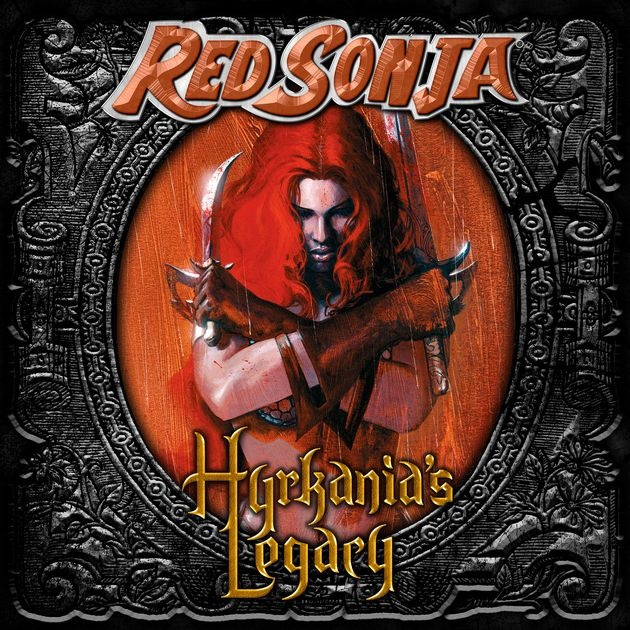 Dynamite Entertainment RED SONJA HYRKANIAS LEGACY