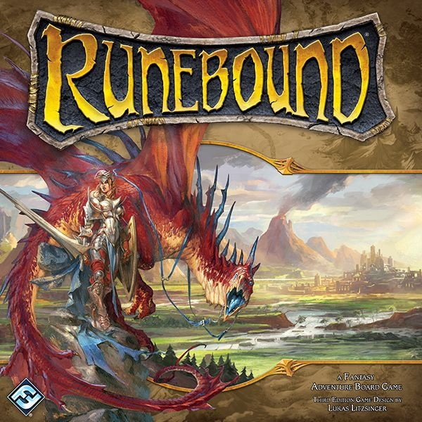 Fantasy Flight Games RUNEBOUND 3RD EDITION