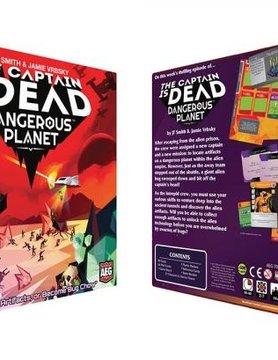 Alderac Entertainment Group THE CAPTAIN IS DEAD: DANGEROUS