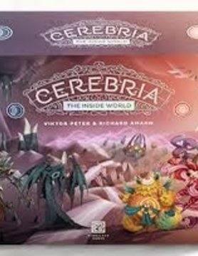 Mindclash Games CEREBRIA: THE INSIDE WORLD