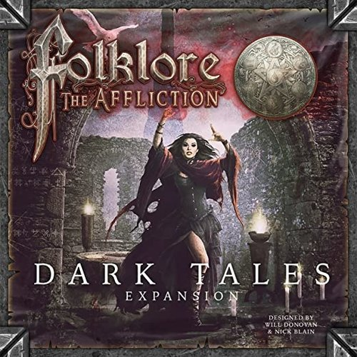 Greenbrier Games FOLKLORE THE AFFLICTION:DARK