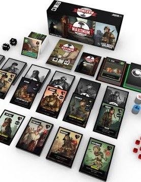 Rock Manor Games MAXIMUM APOCALYPSE