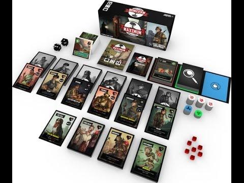 Rock Manor Games MAXIMUM APOCALYPSE: GOTHIC