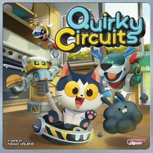 Plaid Hat Games QUIRKY CIRCUITS