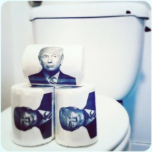 BIGMOUTH INC TRUMP TARIFF TOILET PAPER