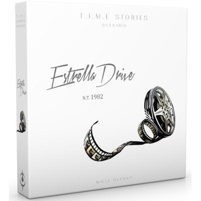 Asmodee TIME STORIES: ESTRELLA DRIVE