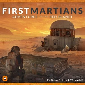 Portal Games FIRST MARTIANS