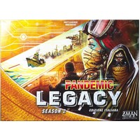 PANDEMIC: LEGACY: SEASON 2 - YELLOW EDITION
