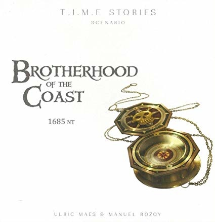 Asmodee TIME STORIES: BROTHERHOOD OF THE COAST