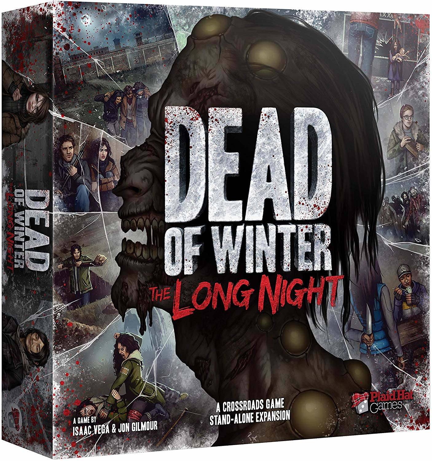Plaid Hat Games DEAD OF WINTER: LONG NIGHT