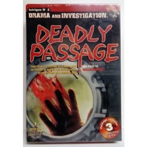 Family Games America DEADLY PASSAGE