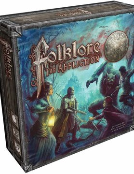 Greenbrier Games FOLKLORE THE AFFLICTION