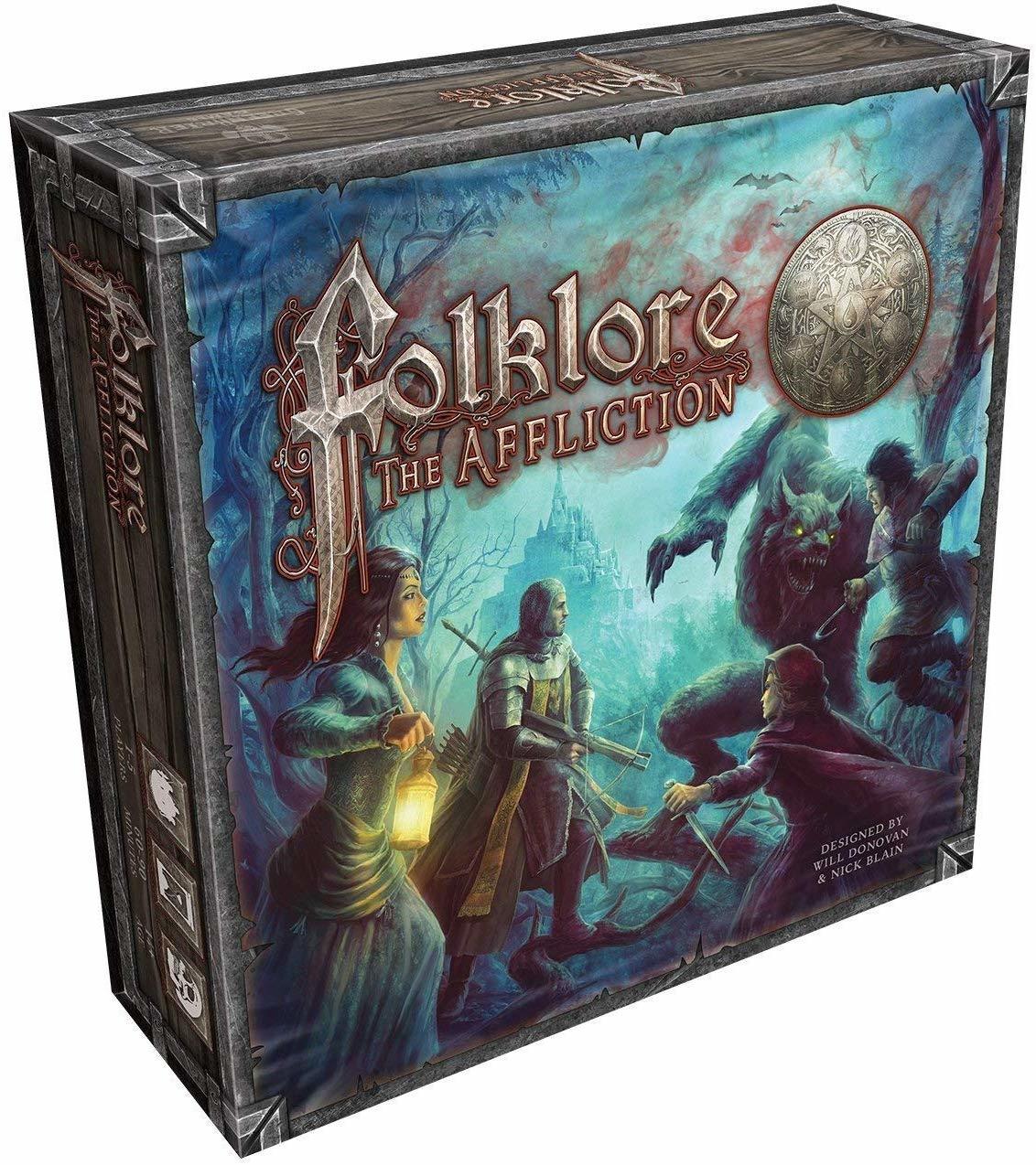Greenbrier Games FOLKLORE THE AFFLICTION