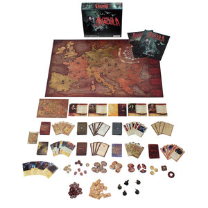 Wizkids FURY OF DRACULA - 4TH EDITION