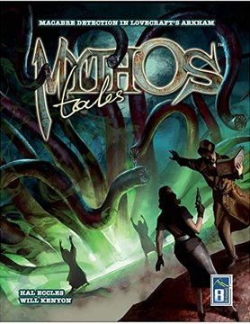 Grey Fox Games MYTHOS TALES