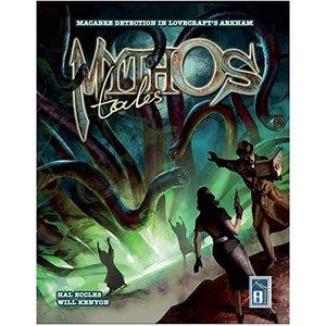 Grey Fox Games MYTHOS TALES