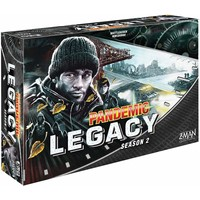 PANDEMIC: LEGACY: SEASON 2 - BLACK EDITION