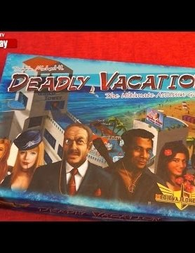 ZZFAMILY GAMES DEADLY VACATION