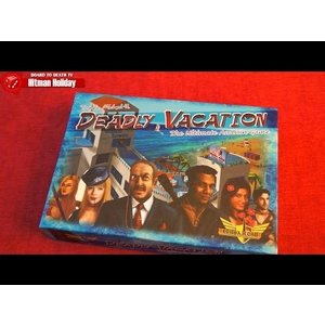Family Games America DEADLY VACATION