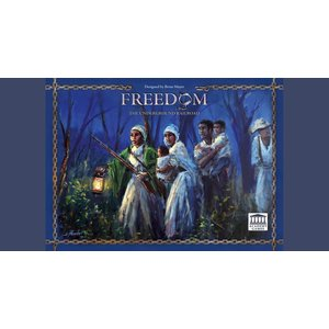 Academy Games FREEDOM THE UNDERGROUND RAILRO