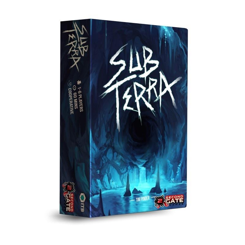 Inside The Box Board Games SUB TERRA