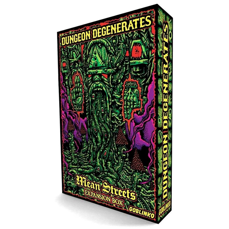 Goblinko DUNGEON DEGENERATES: MEAN STREETS