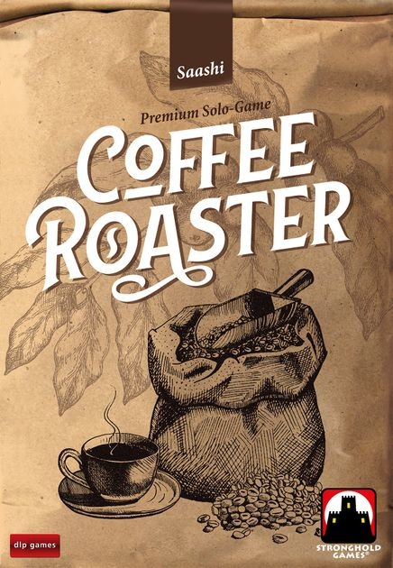 Stronghold Games COFFEE ROASTER