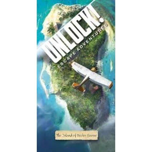 Asmodee UNLOCK! THE ISLAND OF DR GOORSE