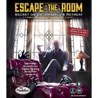 ESCAPE THE ROOM: GRAVELY'S