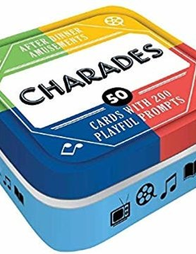 HACHETTE/CHRONICLE/MUDPUPPY AFTER DINNER: CHARADES