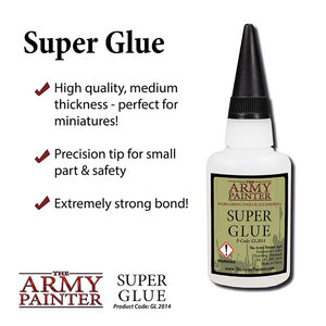 The Army Painter MINIATURE SUPER GLUE (24 ml)