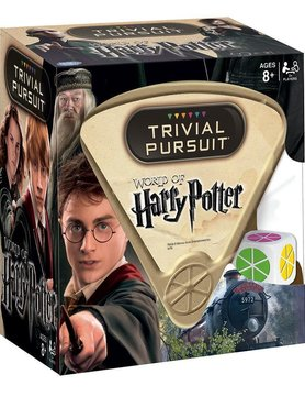 USA OPOLY TRIVIAL PURSUIT HARRY POTTER