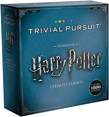 USA OPOLY TRIVIAL PURSUIT HP ULTIMATE